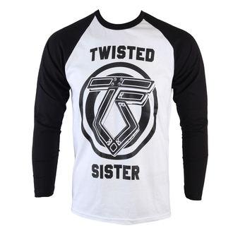 tricou stil metal bărbați Twisted Sister - Logo - RAZAMATAZ, RAZAMATAZ, Twisted Sister