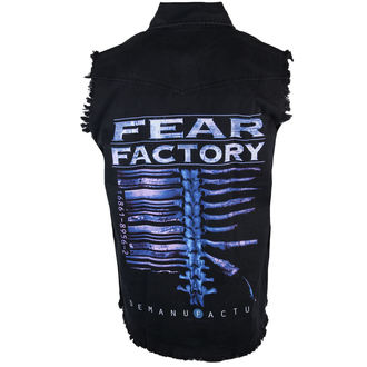 vestă bărbați Fear Factory - Demanufacture - RAZAMATAZ, RAZAMATAZ, Fear Factory