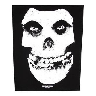 Petic mare Misfits - Face Skull - RAZAMATAZ, RAZAMATAZ, Misfits