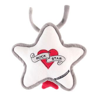 joc obiect gadget ROCK STEA BEBELUS - inimă a aripi, ROCK STAR BABY