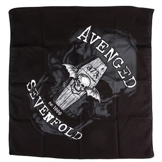 Eșarfă Avenged Sevenfold - Overshadowed - RAZAMATAZ, RAZAMATAZ, Avenged Sevenfold