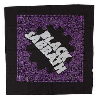 Eșarfă  Black Sabbath - Logo - RAZAMATAZ, RAZAMATAZ, Black Sabbath