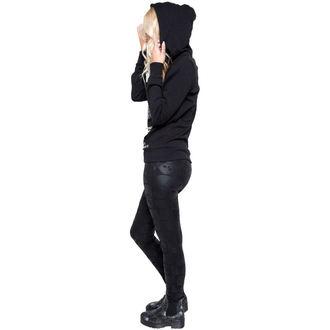 pantaloni femei (colanți) IRON FIST - Skullz Club - Negru, IRON FIST