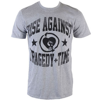 tricou stil metal bărbați Rise Against - Tragedy Time - PLASTIC HEAD, PLASTIC HEAD, Rise Against