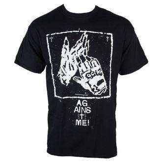 tricou stil metal bărbați Against Me! - Gloves - KINGS ROAD, KINGS ROAD, Against Me!