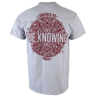 tricou stil metal bărbați Comeback Kid - Mandala - KINGS ROAD, KINGS ROAD, Comeback Kid