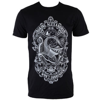 tricou stil metal bărbați Asking Alexandria - We Won't Surrender - PLASTIC HEAD, PLASTIC HEAD, Asking Alexandria