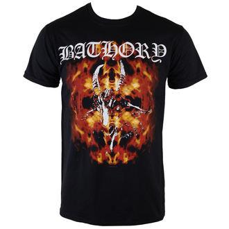 tricou stil metal bărbați Bathory - Fire Goat - PLASTIC HEAD, PLASTIC HEAD, Bathory