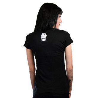 tricou hardcore femei - Until They Died - Akumu Ink