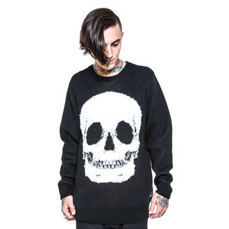 pulover IRON FIST - Moarte Suflare - Negru, IRON FIST