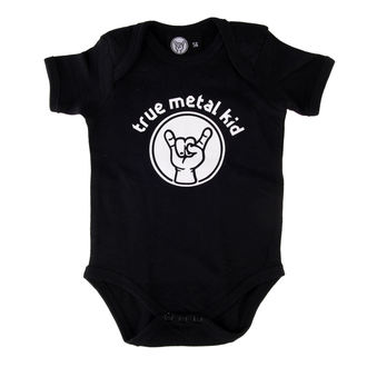 Body copii Metal-Kids - True Metal Kid - Black, Metal-Kids