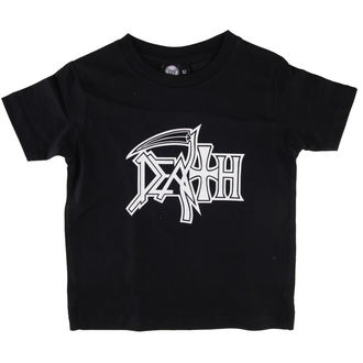 tricou stil metal copii Death - Logo - Metal-Kids, Metal-Kids, Death