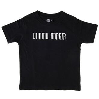 tricou stil metal copii Dimmu Borgir - Logo - Metal-Kids, Metal-Kids, Dimmu Borgir