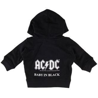 hanorac cu glugă copii AC-DC - Baby In Black - Metal-Kids, Metal-Kids, AC-DC