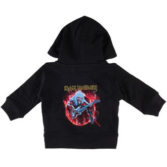 hanorac cu glugă copii Iron Maiden - FLF - Metal-Kids, Metal-Kids, Iron Maiden