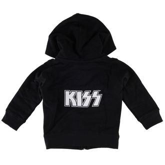 hanorac cu glugă copii Kiss - Logo - Metal-Kids, Metal-Kids, Kiss