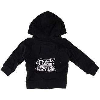 hanorac cu glugă copii Ozzy Osbourne - Logo - Metal-Kids, Metal-Kids, Ozzy Osbourne