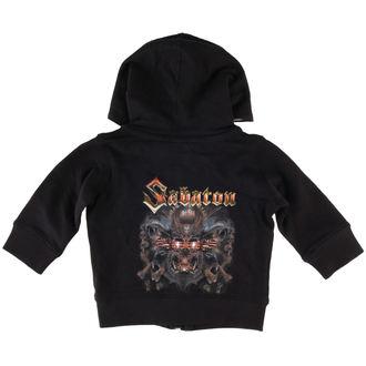hanorac cu glugă copii Sabaton - Metalizer - Metal-Kids, Metal-Kids, Sabaton