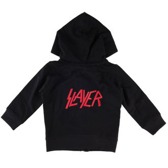 hanorac cu glugă copii Slayer - Logo - Metal-Kids, Metal-Kids, Slayer