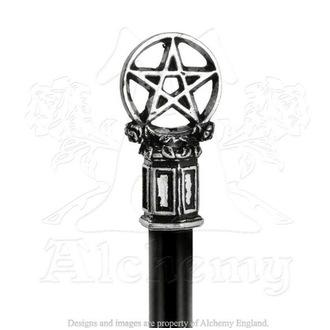 clip de păr ALCHEMY GOTHIC - roseus Pentagramă, ALCHEMY GOTHIC