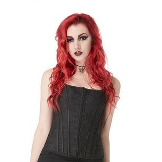 corset femei VOODOO VULPE - Negru, JAWBREAKER