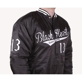 sacou de iarnă bărbați - BHB - BLACK HEART, BLACK HEART