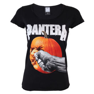 tricou stil metal femei Pantera - Pumpkin Pinch - AMPLIFIED, AMPLIFIED, Pantera