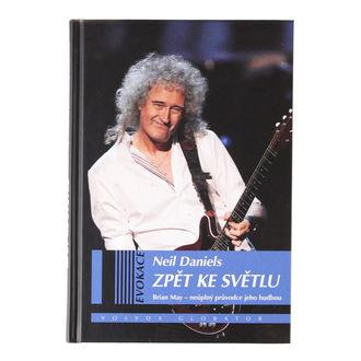 carte Brian Mai - Înapoi la ușoară, Queen