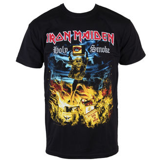 tricou stil metal bărbați Iron Maiden - Holy Smoke - ROCK OFF, ROCK OFF, Iron Maiden