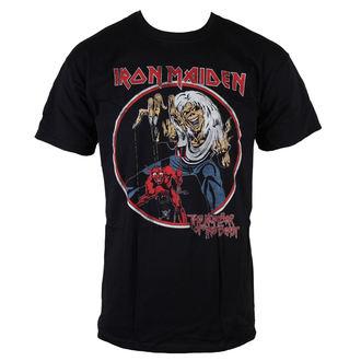 tricou stil metal bărbați Iron Maiden - NOTB Vintage - ROCK OFF, ROCK OFF, Iron Maiden
