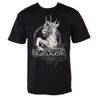 tricou stil metal Killswitch Engage - Horse - BRAVADO