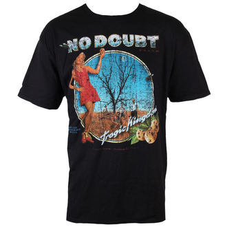 tricou stil metal bărbați No Doubt - Tragic Kingdom - BRAVADO, BRAVADO, No Doubt