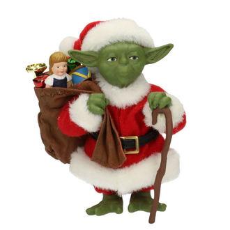 figurină Stea războaie - Yoda Santa Claus, NNM, Star Wars