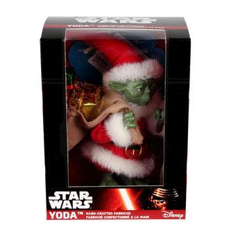 figurină Stea războaie - Yoda Santa Claus, NNM