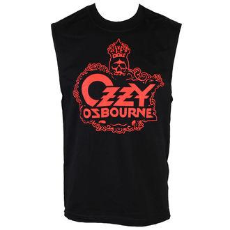 top bărbați Ozzy Osbourne - Craniu Logo - Bravado, BRAVADO, Ozzy Osbourne