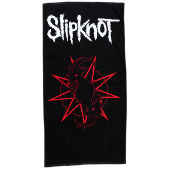 Prosop Slipknot - Distressed Logo - Bravado, BRAVADO, Slipknot