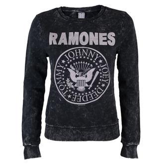 hanorac femei Ramones - Macrame Sweat - AMPLIFIED