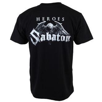 tricou stil metal bărbați Sabaton - Heroes Czech Republic - CARTON, CARTON, Sabaton