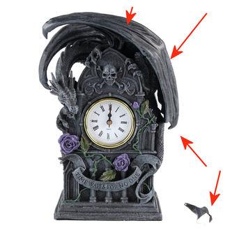 ceas (decor) balaur Frumuseţe - DETERIORATĂ