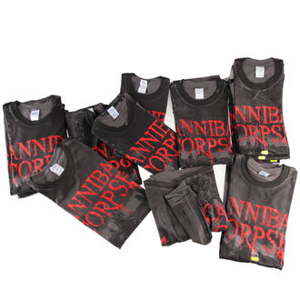 tricou stil metal bărbați Cannibal Corpse PLASTIC HEAD N242, PLASTIC HEAD, Cannibal Corpse
