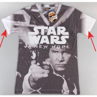 tricou cu tematică de film bărbați Star Wars PLASTIC HEAD N245, PLASTIC HEAD