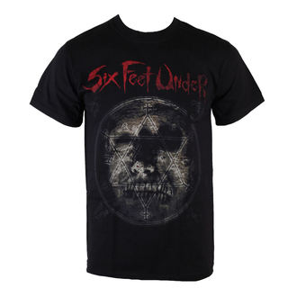 tricou stil metal bărbați Six Feet Under - Rotten Head - ART WORX, ART WORX, Six Feet Under