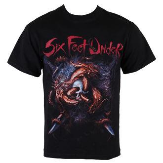 tricou stil metal bărbați Six Feet Under - Viking - ART WORX, ART WORX, Six Feet Under