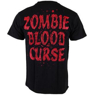 tricou stil metal bărbați Six Feet Under - Zombie Blood Curse - ART WORX, ART WORX, Six Feet Under