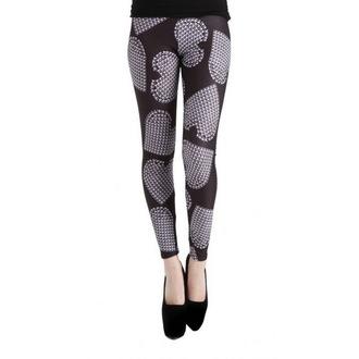 pantaloni femei (colanți) PAMELA MANN - Issy - Negru, PAMELA MANN
