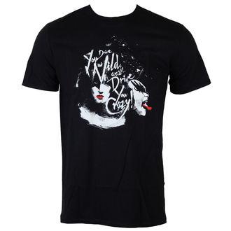 tricou stil metal bărbați Kiss - Kiss loving ass - LOW FREQUENCY