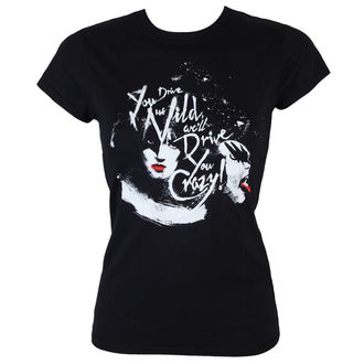 tricou stil metal femei Kiss - - LOW FREQUENCY, LOW FREQUENCY, Kiss