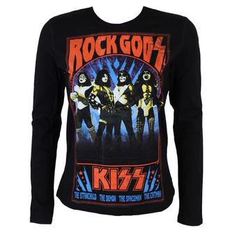 tricou stil metal femei Kiss - Rock goods - LOW FREQUENCY, LOW FREQUENCY, Kiss