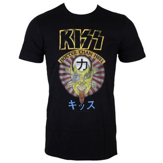 tricou stil metal bărbați Kiss - Hotter Than Hell - LOW FREQUENCY, LOW FREQUENCY, Kiss