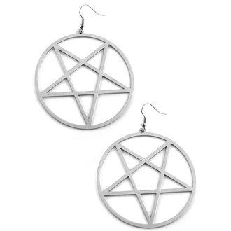 cercei KILLSTAR - Pentagramă - KIL212